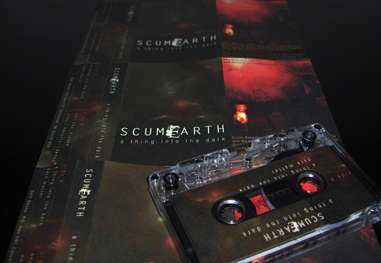 Scumearth - A thing into the dark